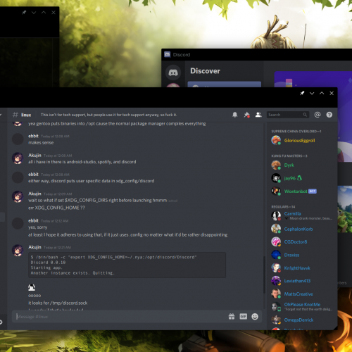 Running Multiple Instances Of Discord In Linux Tech Nexus